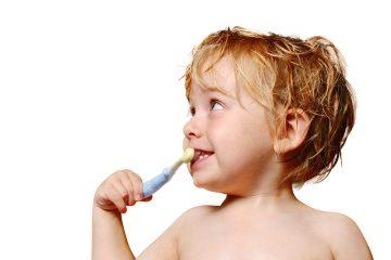 Giai đoạn răng sữa